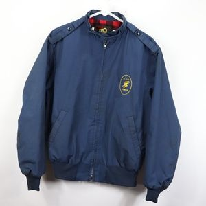 Vtg 80s King Louie Mens Medium KUB Power Jacket